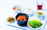 中学生营养午餐