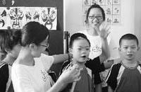智障儿童康复训练原则