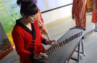 石景山区国际青年汇民乐艺术展示