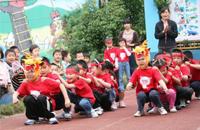 注意培养孩子的团队精神