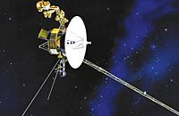 人类探测器历史性地飞出太阳系