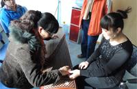中国盲人研究所民族器乐关爱再行动